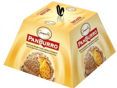 Panburro Astucciato Giampaoli 1kg